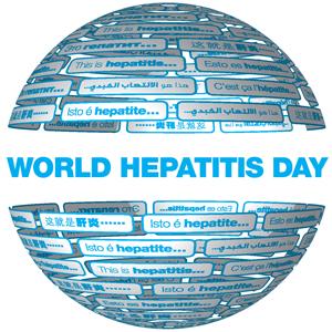 World hepatitis day catie canadas source for hiv and hepatitis what is world hepatitis day thecheapjerseys Gallery