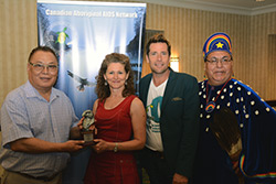 CAAN honours CATIE with 2014 Award