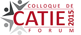 Colloque de CATIE Forum logo