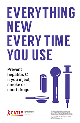 Harm reduction key message