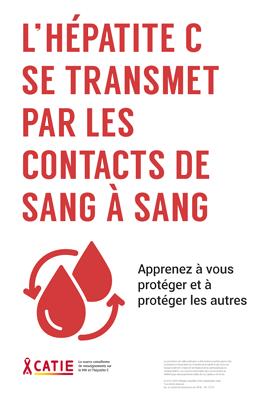 Message clé sang à sang