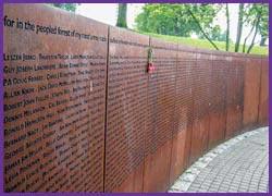 Monument commemoratif du sida de Vancouver