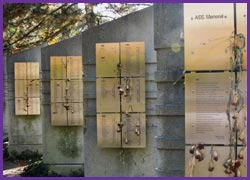 Monument commemoratif du sida