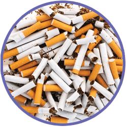 A cessé de fumer fait mal souvent la gorge